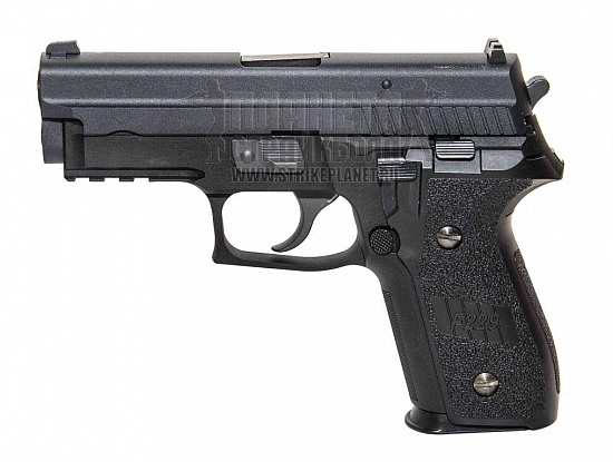 изображение WE Sig Sauer P229 Rail, greengas