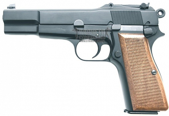 изображение WE Browning Hi Power, Greengas