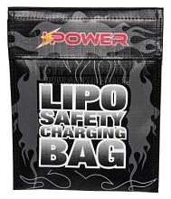 детальное фото для раздела Сумка для безопасного заряда LiPo батарей, размер M iPower интернет-магазин