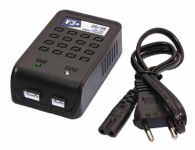 детальное фото для раздела Зарядное устройство BlueMax V3+ для LiFe, LiPo 2-3s интернет-магазин